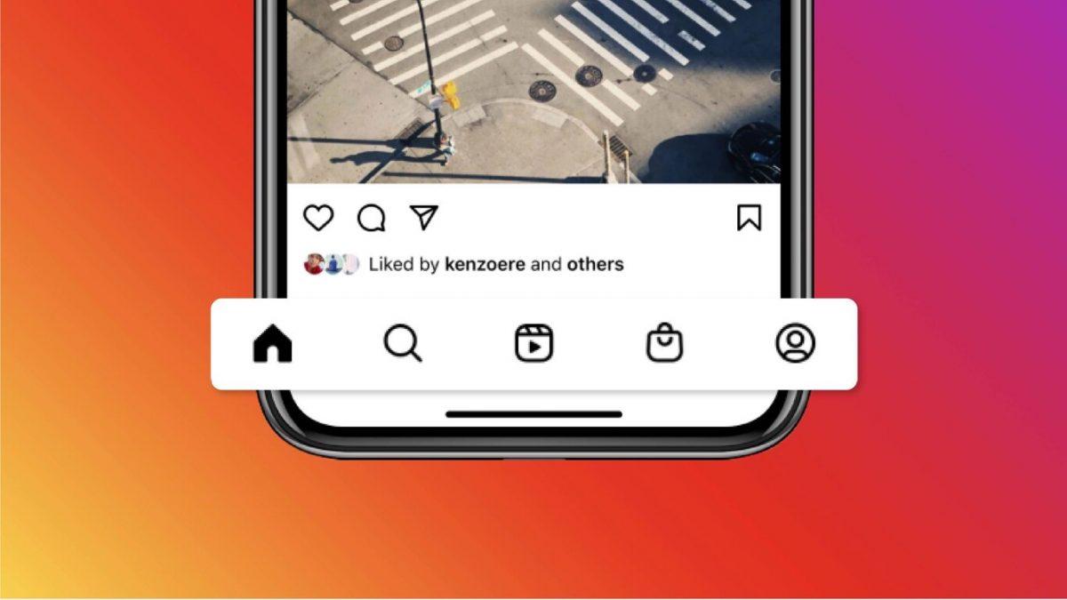 Nuevo diseño de Instagram - EfesiosFive
